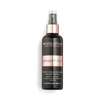 Makeup Revolution Sport Fix Fixing Spray - utrwalacz do makijażu (100 ml)