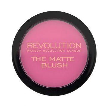 Makeup Revolution The Matte Blush - róż do policzków (8.9 g)