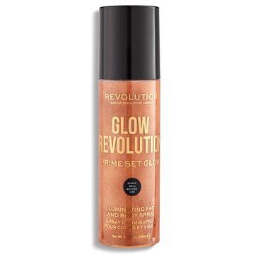 Makeup Revolution Timeless Bronze (mgiełka rozświetlająca do twarzy 200 ml)