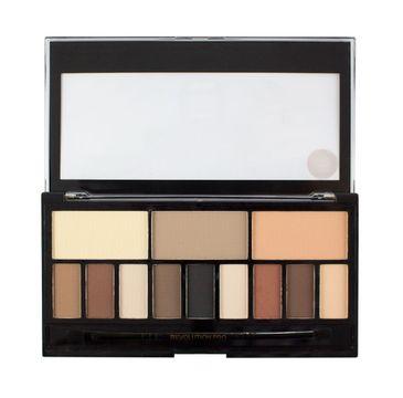 Makeup Revolution Ultra Eye Contour Palette Light & Shade - zestaw cieni do powiek (1 szt.)