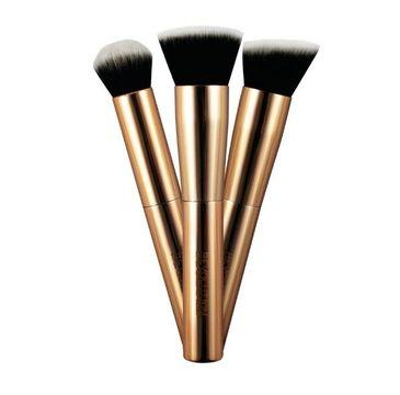 Makeup Revolution Ultra Metals Go Contouring - zestaw pędzli do konturowania twarzy (1 op.)