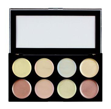 Makeup Revolution Ultra Strobe Balm Palette V4 - paleta kremowych rozświetlaczy (12 g)