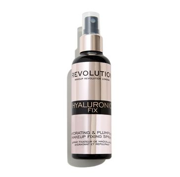 Makeup Revolution Hyaluronic Fixing - utrwalacz do makijażu (100 ml)