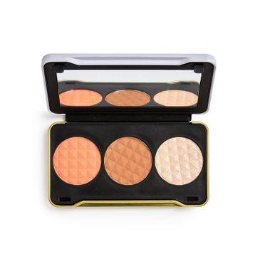 Makeup Revolution X Patricia Bright Moonlight Glow - paleta do konturowania (1 szt.)