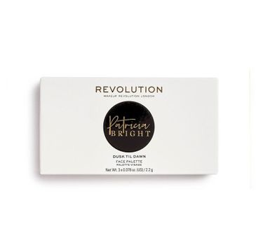 Makeup Revolution X Patricia Bright Dusk Til Dawn - paleta do konturowania (1 szt.)