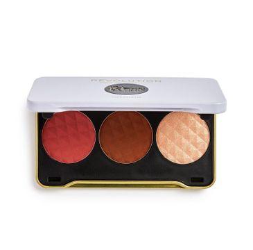 Makeup Revolution X Patricia Bright You Are Gold - paleta do konturowania (1 szt.)