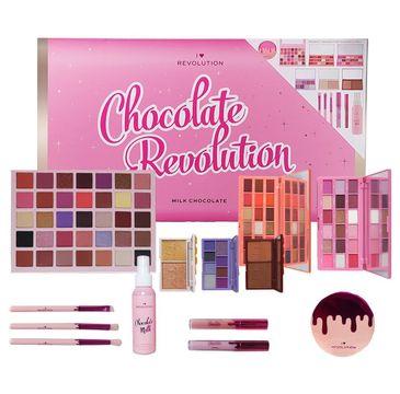 Makeup Revolution – Zestaw prezentowy The Chocoholic Revolution (1 szt.)