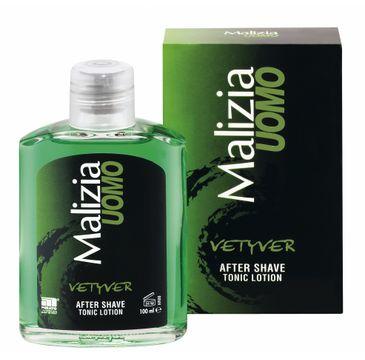 Malizia Uomo Vetyver woda po goleniu męska 100 ml