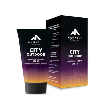 Manaslu City Outdoor SPF30 miejski krem ochronny do twarzy (40 ml)