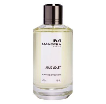 Mancera Aoud Violet woda perfumowana spray 120 ml