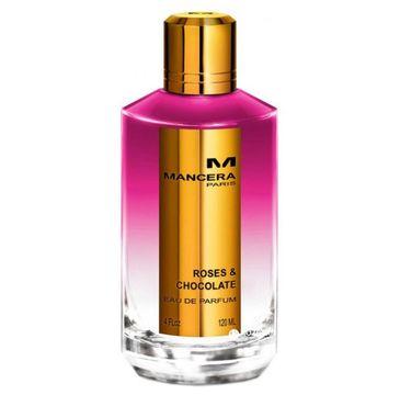Mancera Roses & Chocolate woda perfumowana spray 120ml