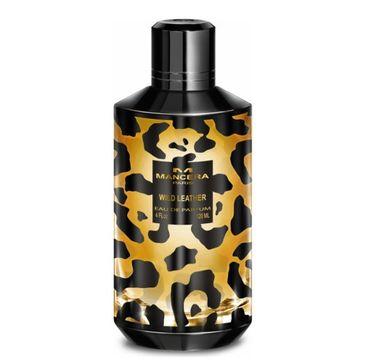 Mancera Wild Leather woda perfumowana spray 120ml