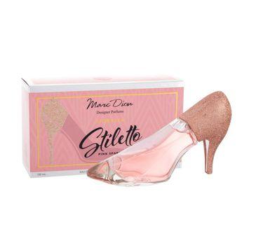 Marc Dion Fiorella Stiletto Pink Sparkle woda perfumowana spray (100 ml)