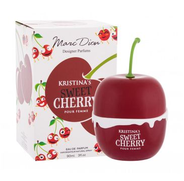 Marc Dion Kristina´s Sweet Cherry woda perfumowana spray (90 ml)