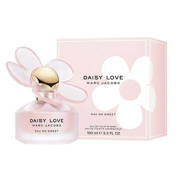Marc Jacobs – Daisy Love Eau So Sweet woda toaletowa spray (100 ml)