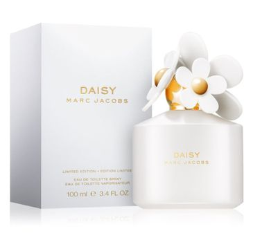 Marc Jacobs Daisy White Limited Edition woda toaletowa spray 100ml