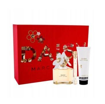 Marc Jacobs – Daisy zestaw woda toaletowa spray 100ml + balsam do ciała 75ml + miniatura wody toaletowej 10ml (1 szt.)