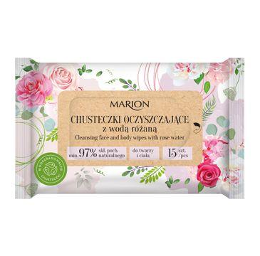 Marion – chusteczki odświeżające Flower Garden (15 szt.)