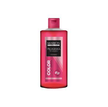 Marion Color Esperto – płukanka do włosów Różowa (150 ml)