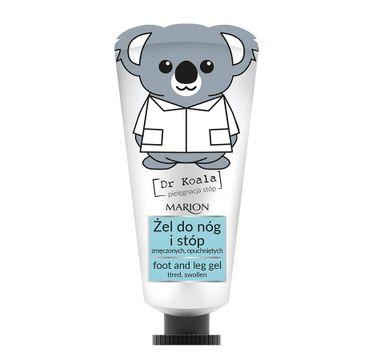 Marion Dr Koala Żel do nóg i stóp S.O.S  (50 ml)