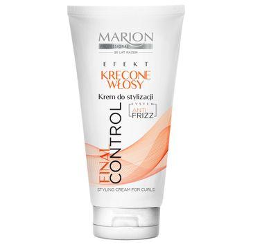 Marion Final Control – krem do stylizacji włosy kręcone (150 ml)
