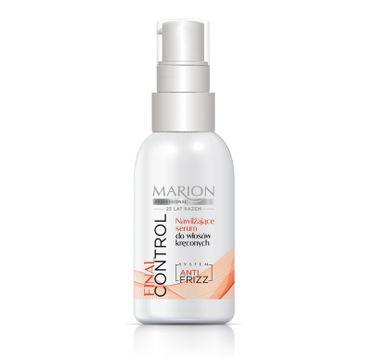 Marion Final Control – nawilżające serum do włosów kręconych (50 ml)