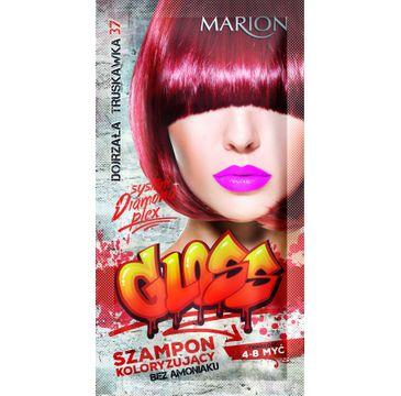 Marion Gloss – szampon koloryzujący nr 37 Dojrzała Truskawka (40 ml)