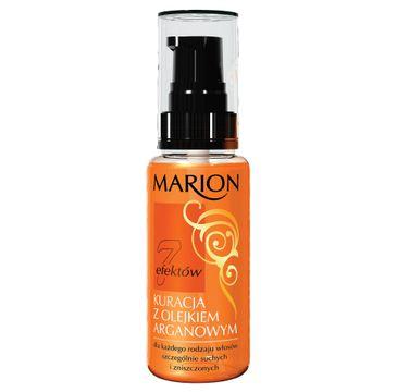Marion Hair Line – kuracja z olejkiem arganowym (50 ml)