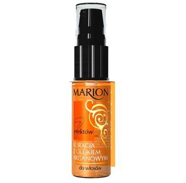 Marion Hair Line – kuracja z olejkiem arganowym (15 ml)
