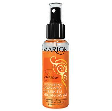 Marion Hair Line – odżywka do włosów z olejkiem arganowym (120 ml)