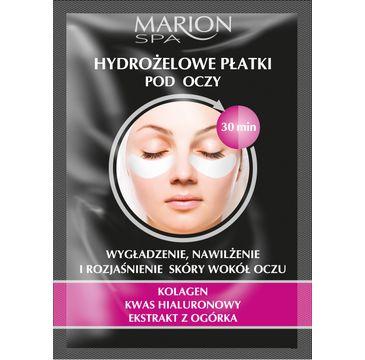 Marion – hydrożelowe płatki pod oczy spłycające zmarszczki (1 szt.)