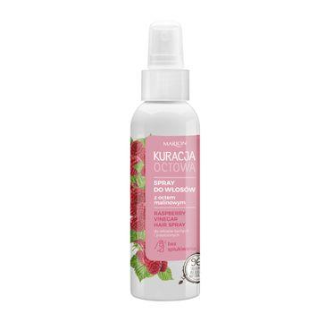 Marion Kuracja Octowa – spray do włosów z octem malinowym (130 ml)