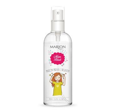 Marion Mam Blask – magiczna mgiełka z brokatem rozświetlająca włosy dla dzieci (120ml)