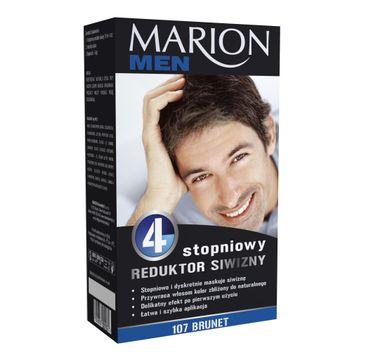 Marion Men – reduktor siwizny nr 107 brunet (60 ml)