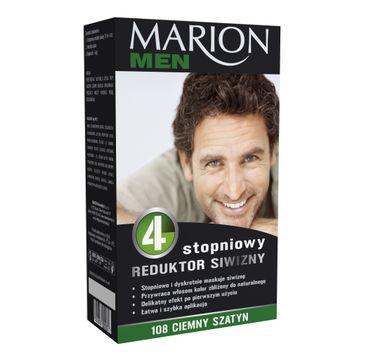 Marion Men – reduktor siwizny nr 108 ciemny szatyn (60 ml)