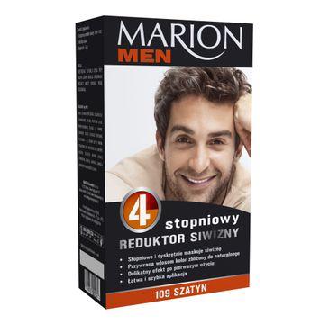 Marion Men – reduktor siwizny nr 109 szatyn (60 ml)
