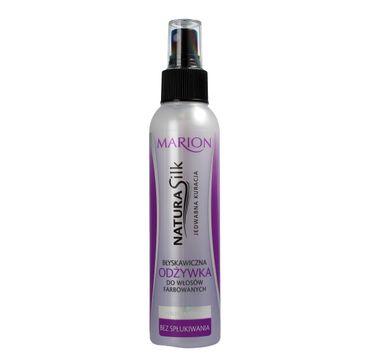Marion Natura Silk – odżywka do włosów farbowanych (150 ml)
