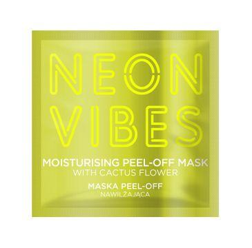 Marion Neon Vibes – maska do twarzy peel-off nawilżająca (8 g)