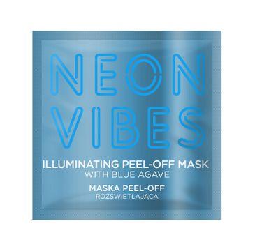Marion Neon Vibes – maska do twarzy peel-off rozświetlająca (8 g)