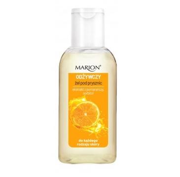 Marion Odżywczy żel pod prysznic z ekstraktem z pomarańczy i sorbitolem (60 ml)