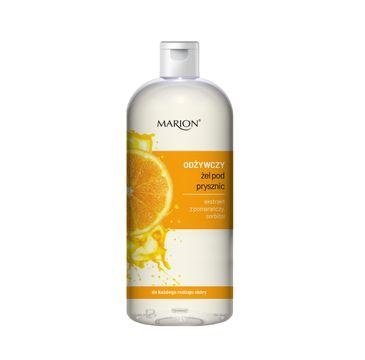 Marion Odżywczy Żel pod prysznic - Ekstrakt z Pomarańczy (500 ml)