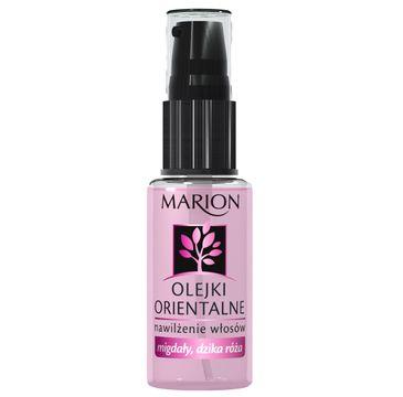 Marion – olejki orientalne do włosów suchych i zniszczonych (30 ml)