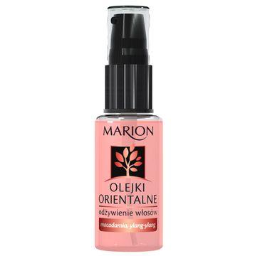 Marion – olejki orientalne do włosów zniszczonych (30 ml)