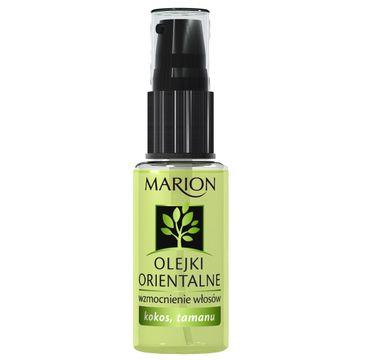 Marion – olejki orientalne do włosów zniszczonych i suchych (30 ml)