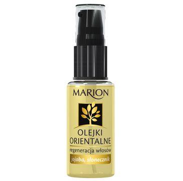 Marion – olejki orientalne – regeneracja włosów (30 ml)