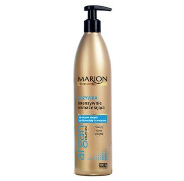 Marion Professional – odżywka do włosów intensywnie wzmacniająca Argan Organiczny (400 g)
