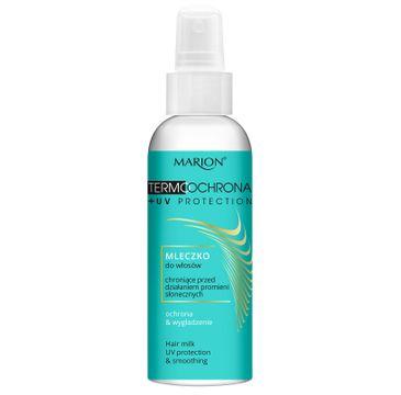 Marion Termo Ochrona Mleczko do włosów chroniące włosy przed wysokimi temperaturami  z filtrem UV-B (120 ml)