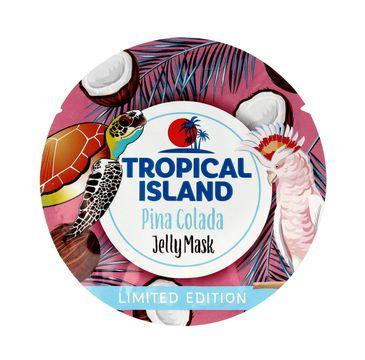 Marion Tropical Island – maseczka żelowa do twarzy Pina Colada (10 g)