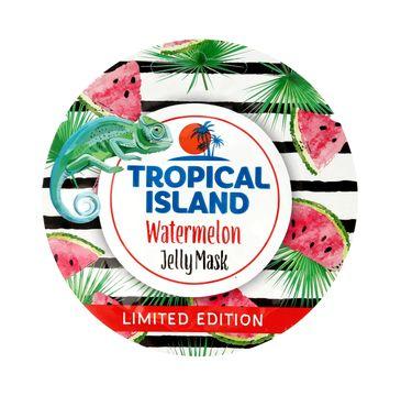 Marion Tropical Island – maseczka żelowa do twarzy Watermelon (10 g)