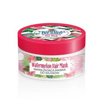 Marion Tropical Island – maska do włosów nawilżająca Watermelon (200 ml)